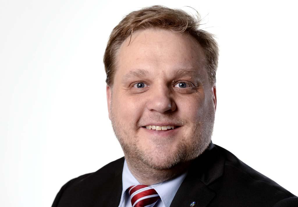 Bild på Anders Lundström