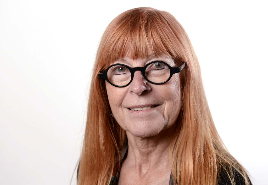 Bild på Ingrid Mattiasson Saarinen