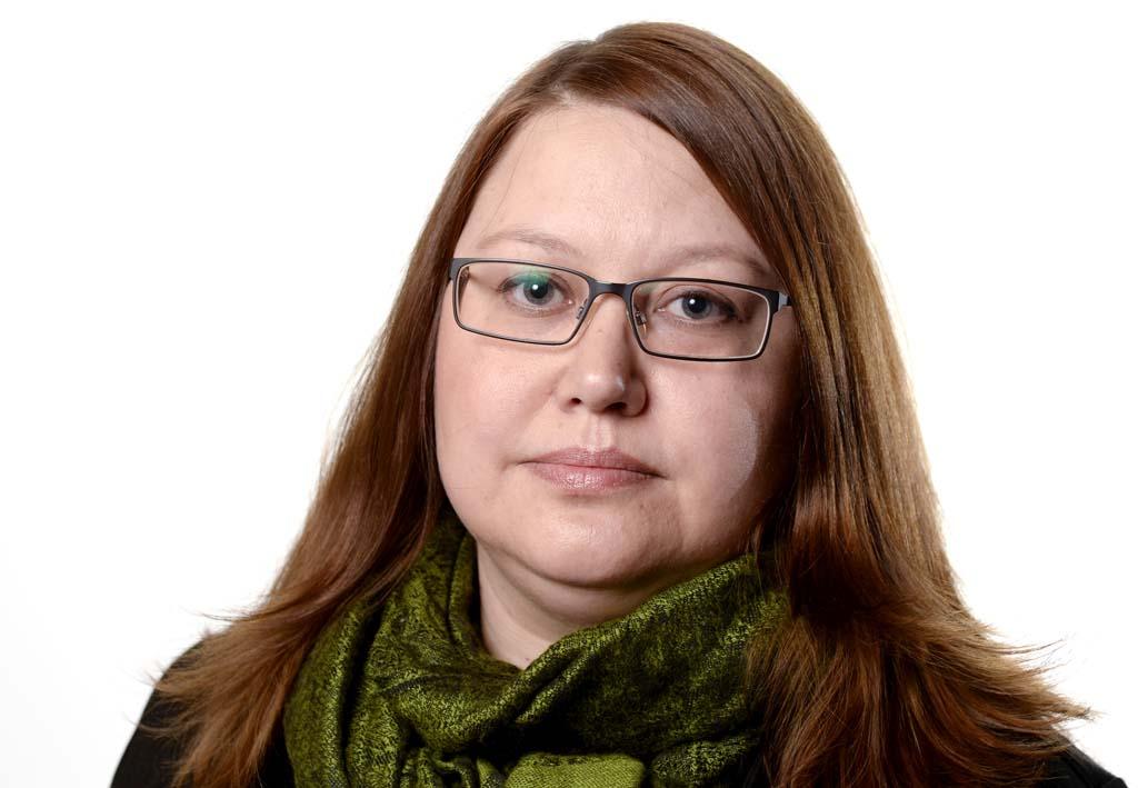 Bild på Jenny Åström Jansson