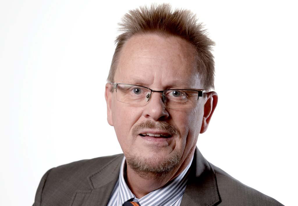 Bild på Lars Hansson